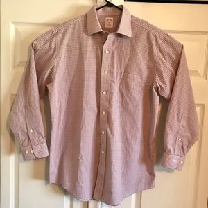 Brooks Brothers Dress Shirt. 15.5 inch neck